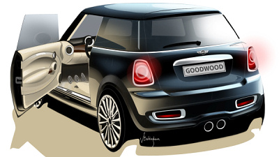 MINI Cooper S «Inspirated by Goodwood»