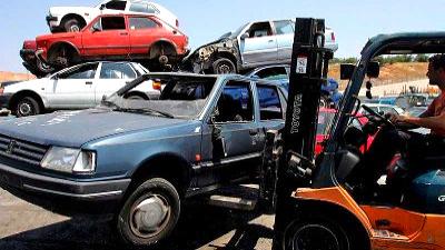 Как сдать машину на утилизацию: документы и пункты приема