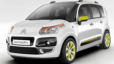 citroen c3 picasso livecars ru. Black Bedroom Furniture Sets. Home Design Ideas