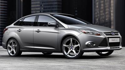 Ford Focus вошел в тройку самых популярных моделей в Европе