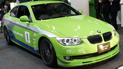 BMW B3 S Bi-Turbo
