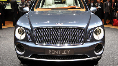 Bentley EXP 9 F