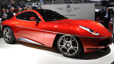 Carrozzeria Touring Superleggera Disco Volante