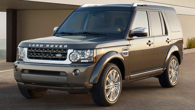 Land Rover Luxury Special Edition
