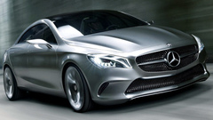 Mercedes-Benz раскрыл подробности о Concept Style Coupe