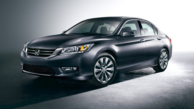 Новая Honda Accord для рынка США