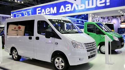 В Новосибирске появились маршрутки «ГАЗель-Next»