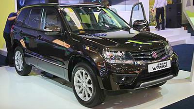 Suzuki grand vitara suzuki