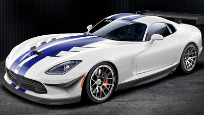 SRT Viper 1000 Twin Turbo