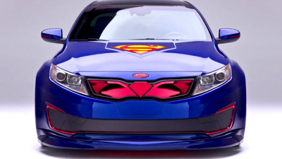 Superman Optima Hybrid