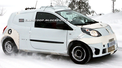 «мул» Smart ForFour