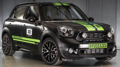 MINI Countryman JCW ALL4 Dakar Winner 2013