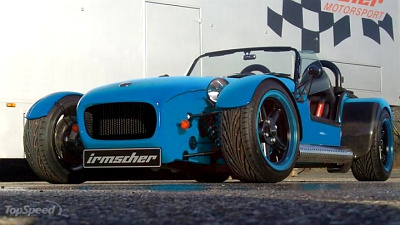 Irmscher Roadster Turbo Sport 45