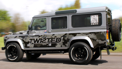 Twisted V8 Defender