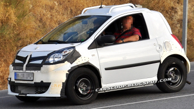 мул Smart ForTwo