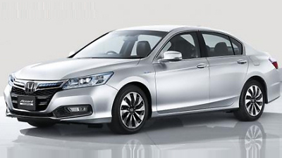 Honda Accord Hybrid для Японии