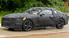 ������� ���������� �������� �������� ������ Ford Mustang
