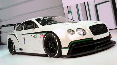 прототип Bentley Continental GT3