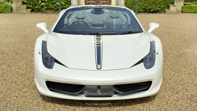 Ferrari Tailor-Made 458 Spider