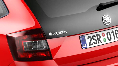 тизер Skoda Rapid Spaceback