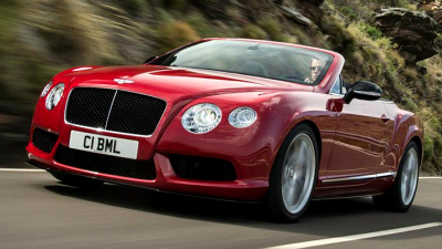 Bentley Continental GT V8 «S»