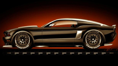 Ford Mustang Hollywood Hot Rods