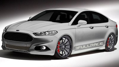 Ford Full-Race Motorsports Fusion SE