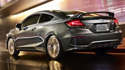 Honda Civic Si 2014