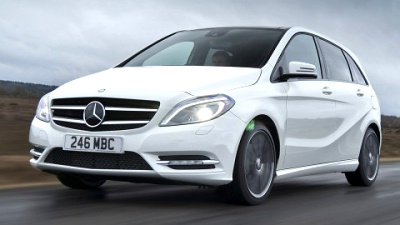 Mercedes-Benz B180 CDI ECO SE