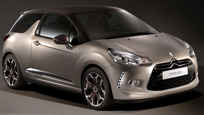 Citroen DS3 DS World Paris