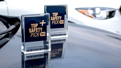 Top Safety Pick и Top Safety Pick +