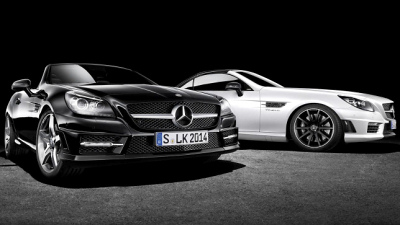 Mercedes-Benz SLK CarbonLOOK