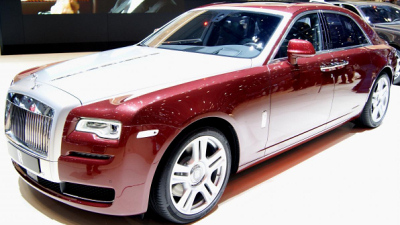 Rolls-Royce Ghost «Series II»