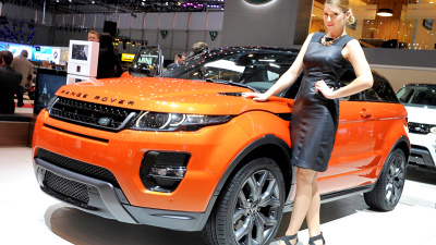 Range Rover Evoque Autobiography Dynamic Edition