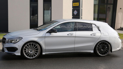 Mercedes-Benz CLA Shooting Brake 45 AMG