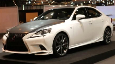 Lexus IS 25 Aniversario