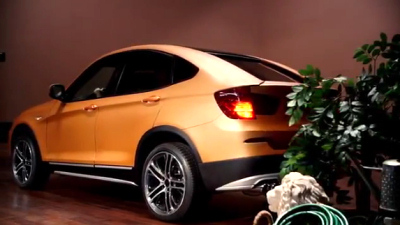 BMW Deep Orange 4