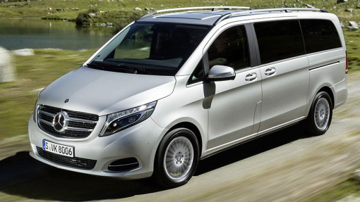 Mercedes-Benz V 250 BlueTEC 4MATIC