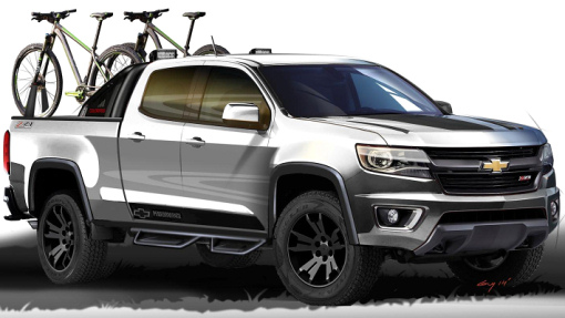 Chevrolet Colorado Sport