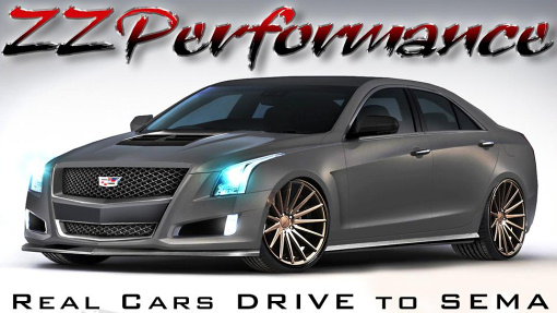 Cadillac ATS by ZZ Performance