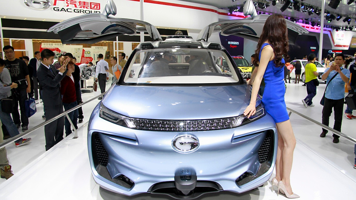 Guangzhou Auto WitStar Concept