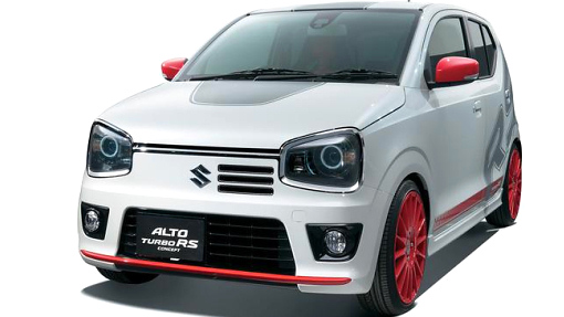 Suzuki Alto RS Turbo