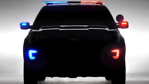 Ford Police Interceptor Utility Concept