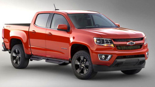 Chevrolet Colorado GearOn