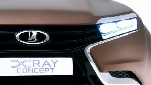АвтоВАЗ готовит обновленную Lada Granta свнешностью Lada XRAY