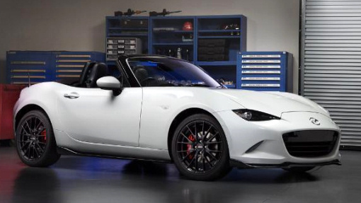 Mazda MX-5 Accessories Design Concept