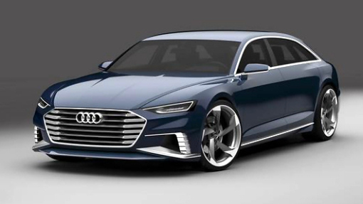 Тизер Audi Prologue Avant Concept
