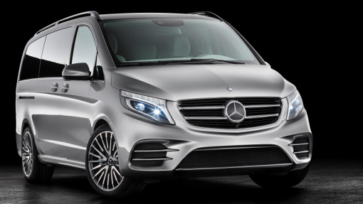 Mercedes-Benz V-ision e Concept