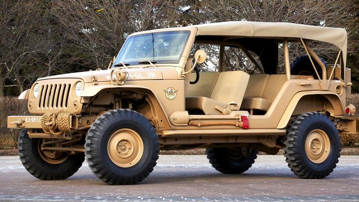 концепт кары марки jeep