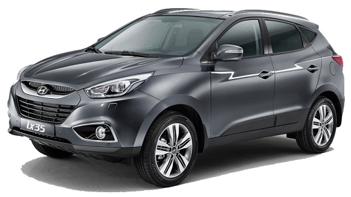 Hyundai ix35 Limited Edition